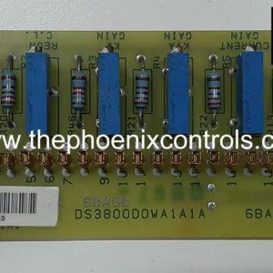 DS3800DOWA - THE PHOENIX CONTROLS