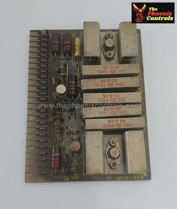 IC3600APAB1 - THE PHOENIX CONTROLS