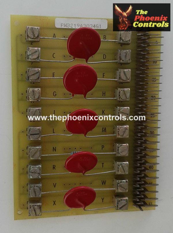 PWB219A3034G1 - THE PHOENIX CONTROLS