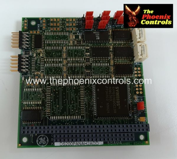 DS200PANAH2A - OBS-CALL:BOARD- ARCNET CHANNEL - UNUSED