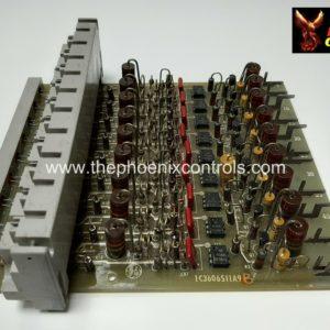 IC3606SIIA9B - GENERAL ELECTRIC IC3606 ISOLATOR BOARD - REFURBISHED