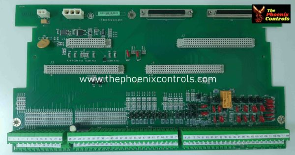 IS400TCASH1A - Core Analog (PCAA) Module Terminal Board - UNUSED